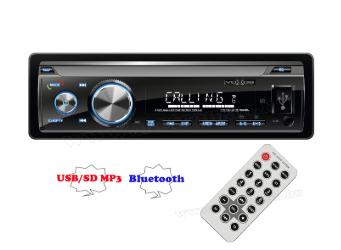 MP3 Bluetooth autórádió