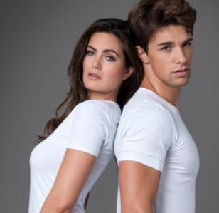 férfi és női póló